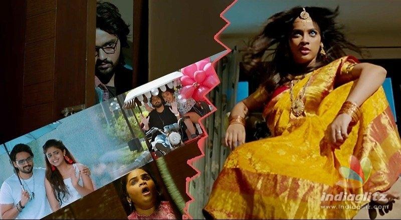 Prema Katha Chitram-2 Trailer: Possessive ghost