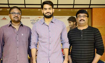 'Prematho Mee Karthik' Press Meet