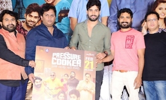 'Pressure Cooker' Press Meet