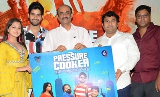 'Pressure Cooker' First Look Launch