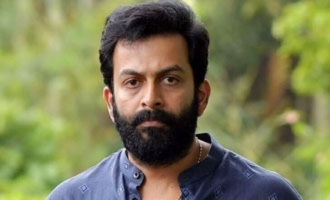 Mollywood star hero Prithviraj Sukumaran contracts coronavirus