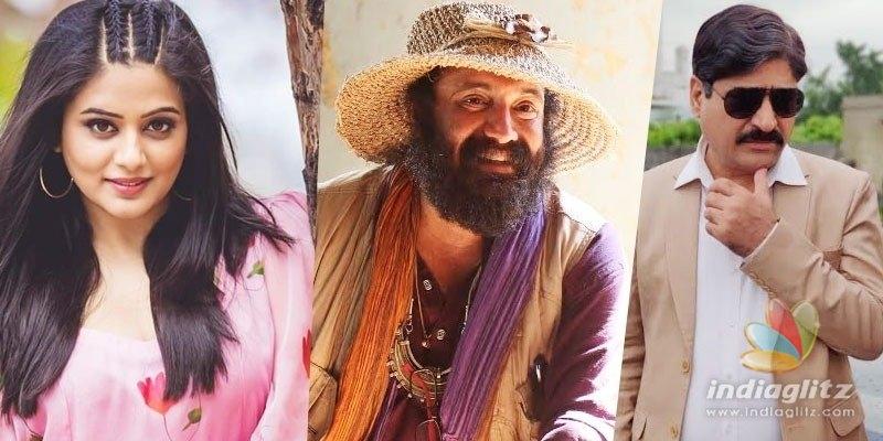 National award winners Rajesh Touchriver and Priya Mani Joins together to make Cyanide