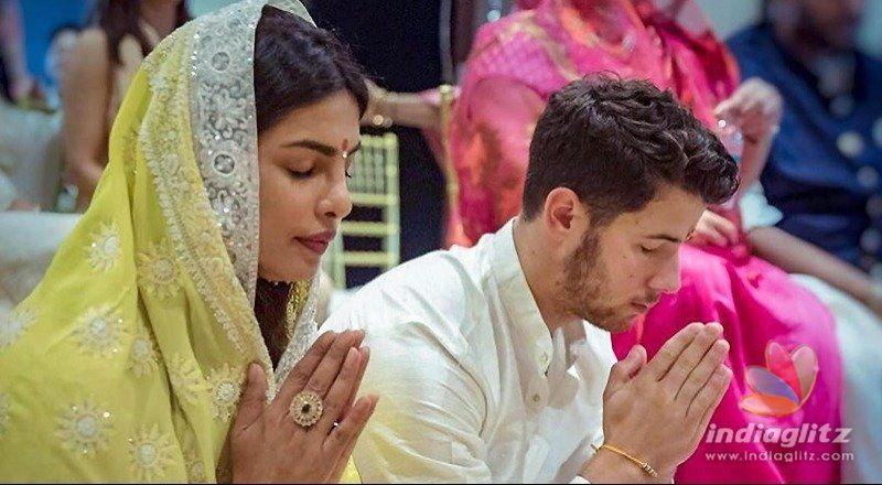 Priyankas marriage: One more controversy arrives