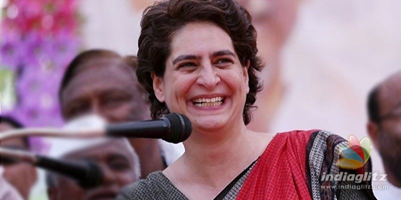 Priyanka Gandhi trolled for silly speech