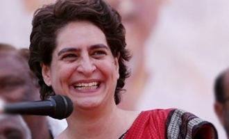 Priyanka Gandhi trolled for silly speech