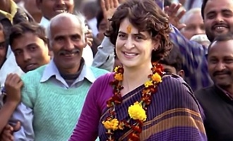 Priyanka Gandhi is insurance to save Rahul, Sonia?