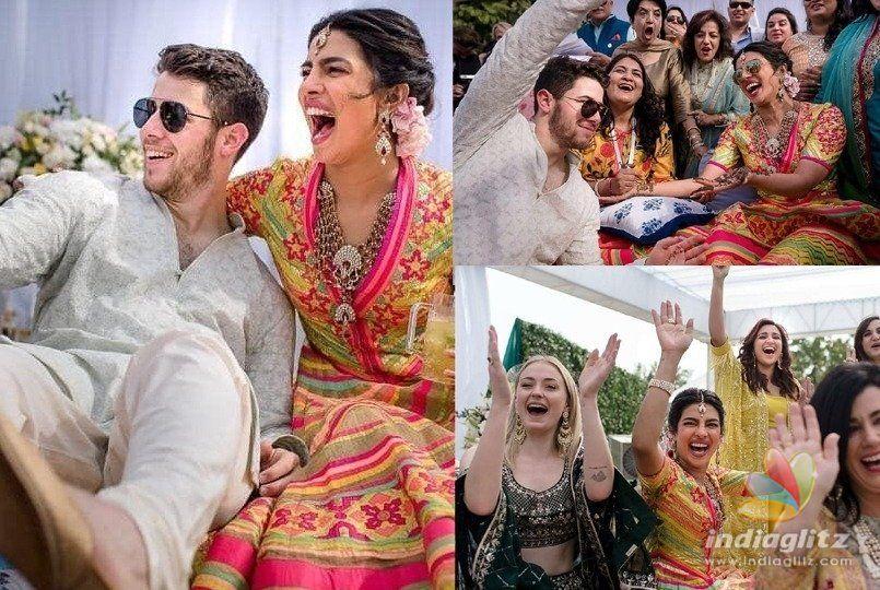 Priyanka-Nick done with Christian wedding