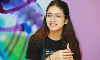 అందుకే 'చెక్' సినిమా కోసం అడగ్గానే వెంటనే ఓకే చెప్పేశాను - ప్రియా ప్రకాశ్ వారియర్