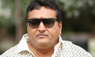 Prudhvi resignation to SVBC chairman