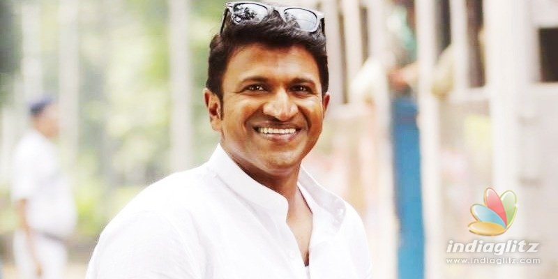 Puneeth Rajkumars backflip video can give you fitness goals