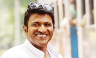 Puneeth Rajkumar's backflip video can give you fitness goals