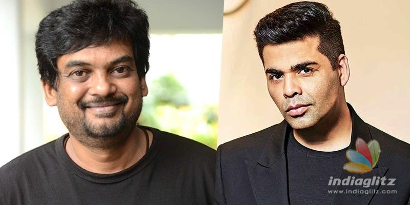 Another Puri Jagannath and Karan Johar collaboration on cards?
