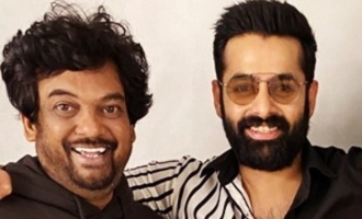 Puri, Ram go gaga over each other as 'iSmart Shankar' turns one
