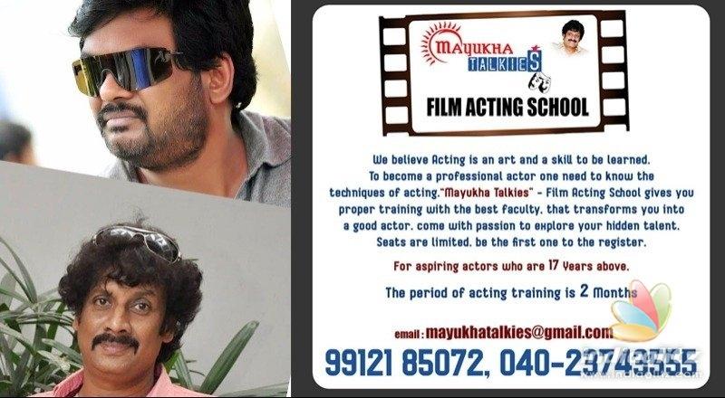 Puri endorses Uttejs acting school