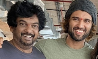 Vijay Deverakonda  Puri Jagannadh film shoot start details