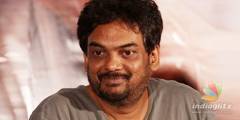 Glad to be called a drug: Puri Jagannadh