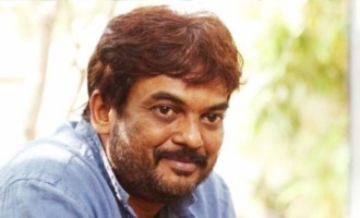 Only jealous people complain about star kids: Puri Jagannadh