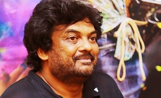 People scare heroes by pressing their balls: Puri Jagannadh