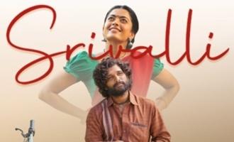 'Srivalli' promo reminds movie buffs of 'Rangasthalam' hit