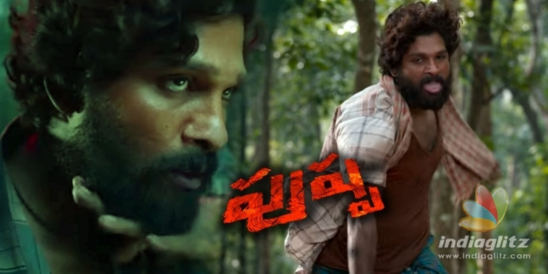 Pushpa Teaser: A ferocious Allu Arjun looks poised for a conquest