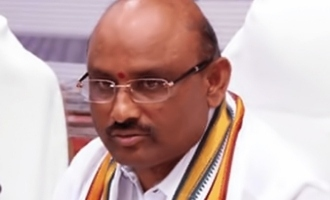 TTD Chairman resigns immediately after minister warning