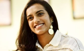 PV Sindhu is excited about 'The A-Game'!
