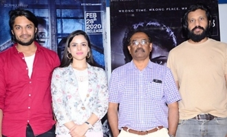 'Raahu' Press Meet