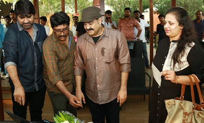 'Ra Ra' Teaser Launched By Mohanlal