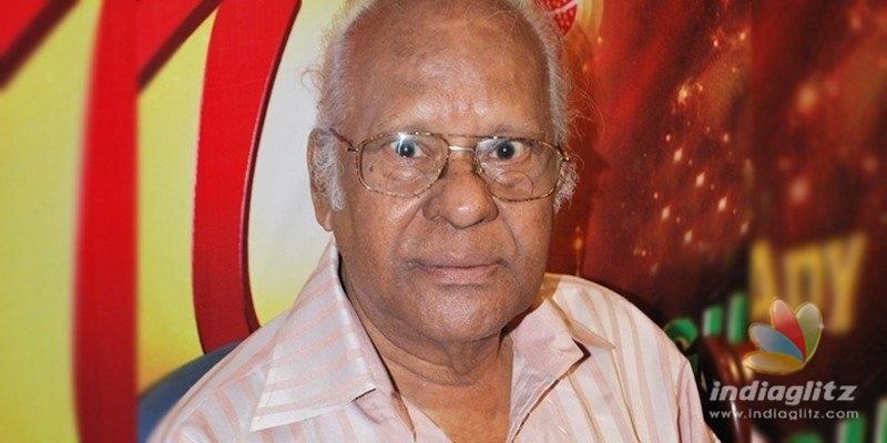 Veteran actor and writer Raavi Kondala Rao passes away