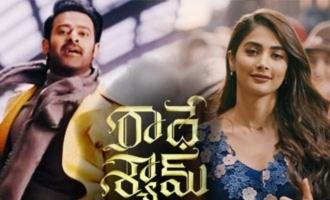 'Radhe Shyam' Glimpse: Won't die for love!