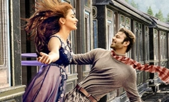 'Radhe Shyam' Motion Poster: Prabhas, Pooja Hegde have a charming tryst on a train