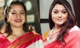 Radhika, Khushbu to essay key roles in 'Aadavaallu Meeku Johaarlu'