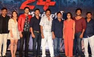 'Ragala 24 Gantallo' Firstlook Poster Launched
