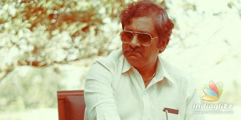 Raghu Kunche plays don in Palasa 1978