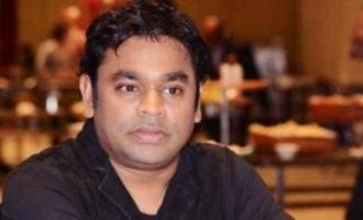 AR Rahman mother passes away