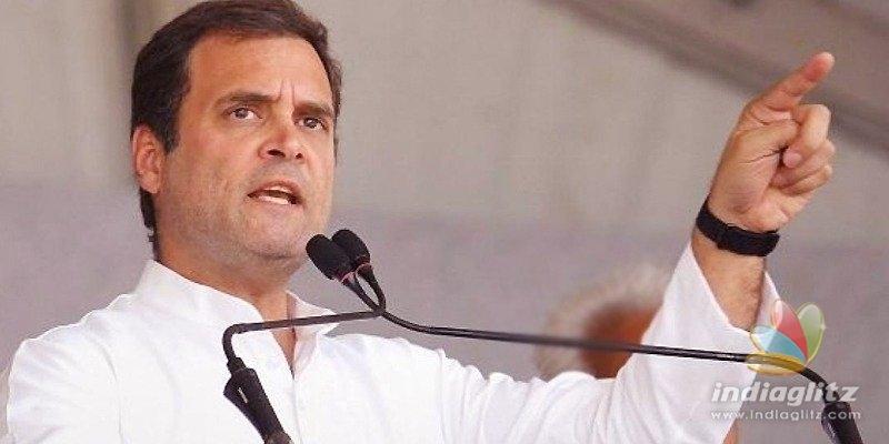 Teach Modi a bit about diplomacy: Rahul Gandhi