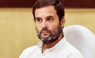 Rahul in Parliament: 24 mins on phone, 20 mins of chit-chat with mom