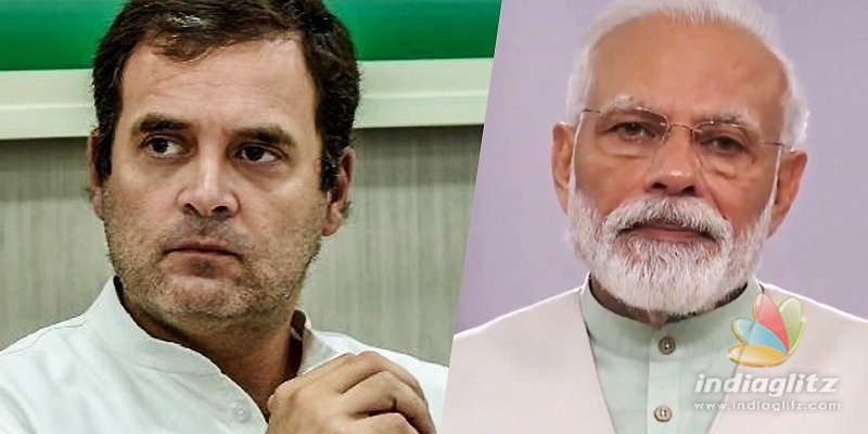China issue: Rahul Gandhi makes a stunning allegation against Modi