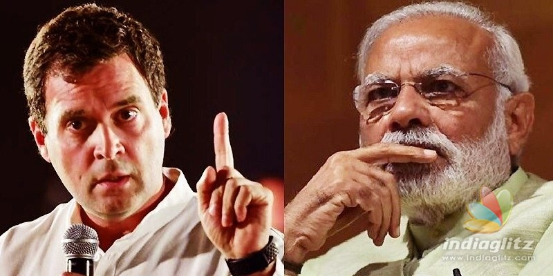 Trumps Kashmir row: Rahul demands answer from Modi