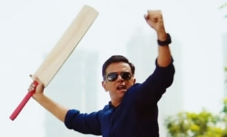 A day after release of sensational ad, Rahul Dravid's 'Gunda' act is a trend