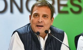 EVMs can be problematic, says Rahul Gandhi