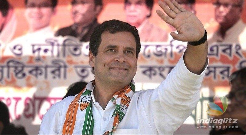 Highlights of Rahul Gandhis Congress manifesto