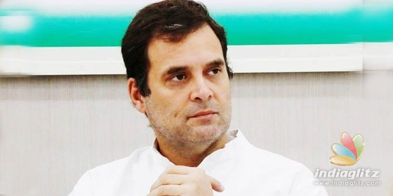 Rahul Gandhi on Maoist attack: It was a poorly designed operation