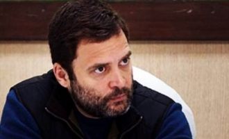 Our government's actions are cowardly: Rahul Gandhi on China issue