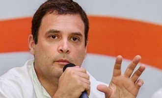 Rahul Gandhi slams Pakistan, says Kashmir is India's matter