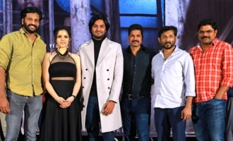 'Raahu' Trailer Launch