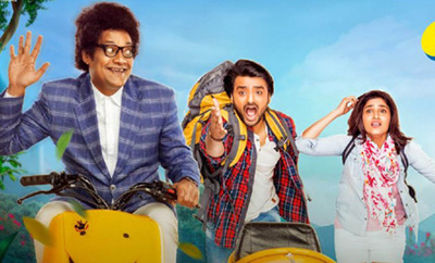 'Rajaratham' has a tongue-twister & how!