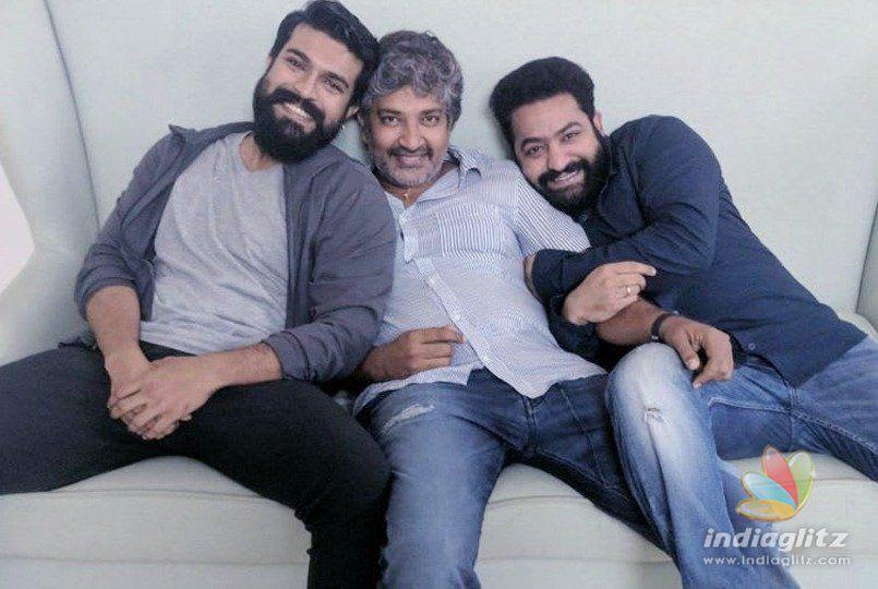 Rising writer for Rajamouli-NTR-Charan movie?