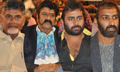 'Raja Cheyyi Veste' Audio Launch (Set-1)