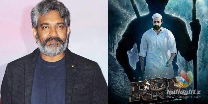 SS Rajamouli trolled for distorting history in RRR teaser of Jr NTR